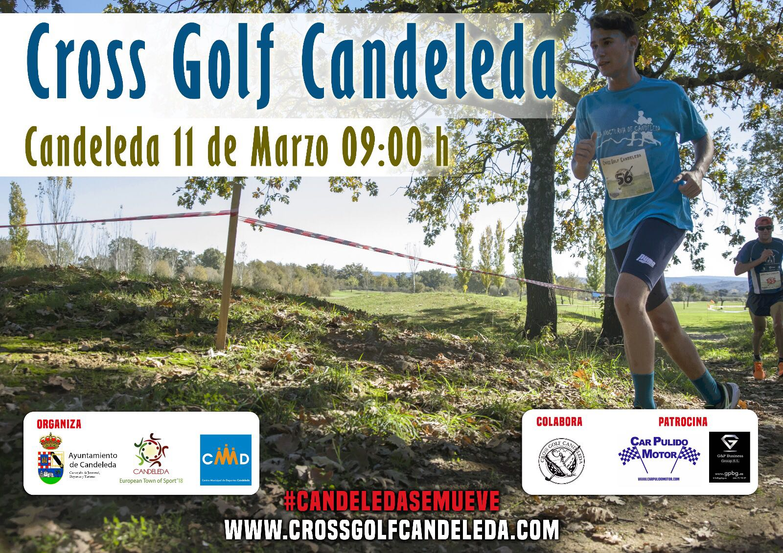Cross Golf Candeleda - TiétarTeVe