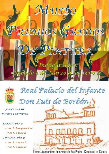 Inauguración del Museo de los Premios Gredos de Pintura - Arenas de San Pedro - TiétarTeVe
