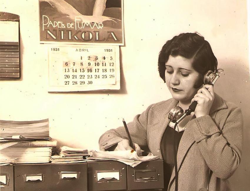 Josefina Carabias - Arenas de San Pedro - TiétarTeVe