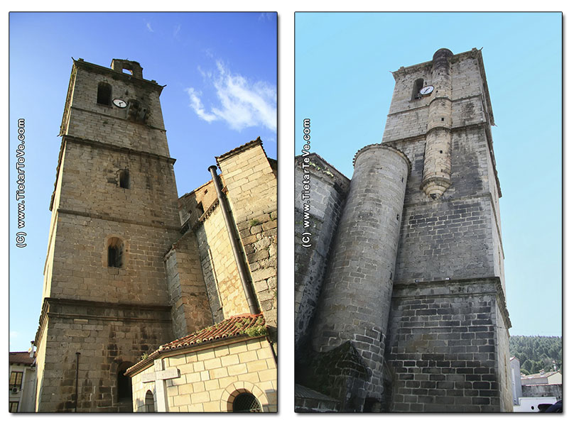 Torre de la Iglesia - Arenas de San Pedro - TiétarTeVe