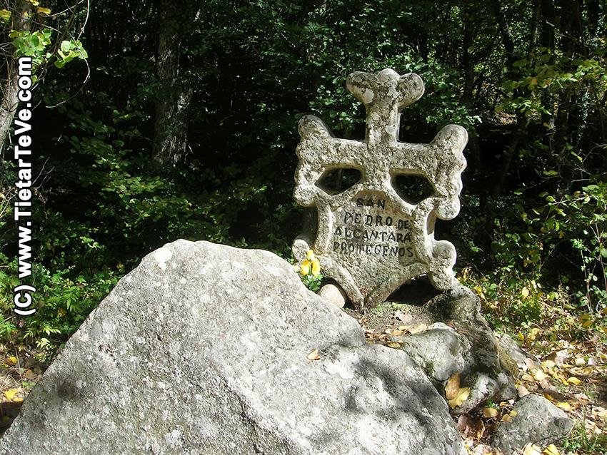 Cruz de San Pedro de Alcántara - Arenas de San Pedro - TiétarTeVe
