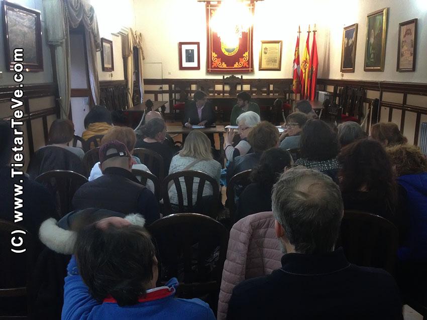 Patronato Cultura - Arenas de San Pedro - TiétarTeVe