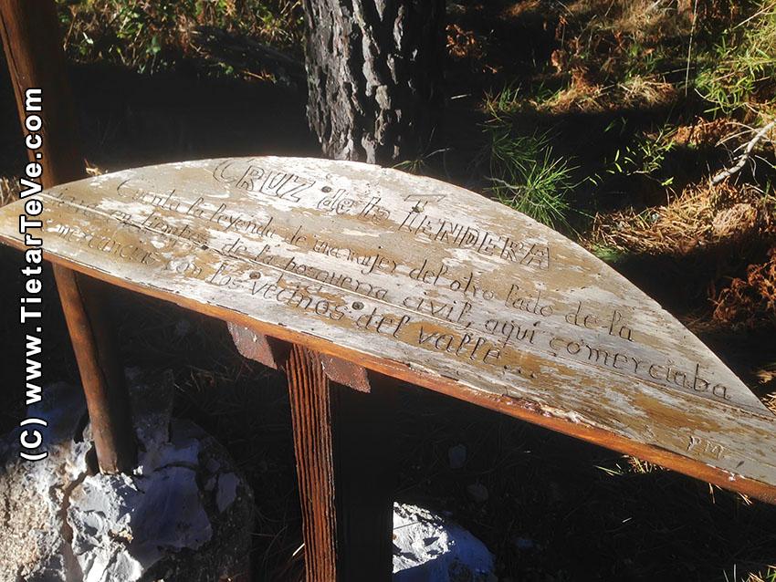 Cruz de La Tendera - Arenas de San Pedro - TiétarTeVe