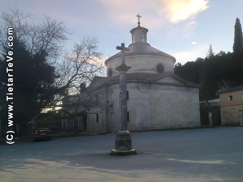 Santuario de San Pedro de Alcántara - Arenas de San Pedro - TiétarTeve