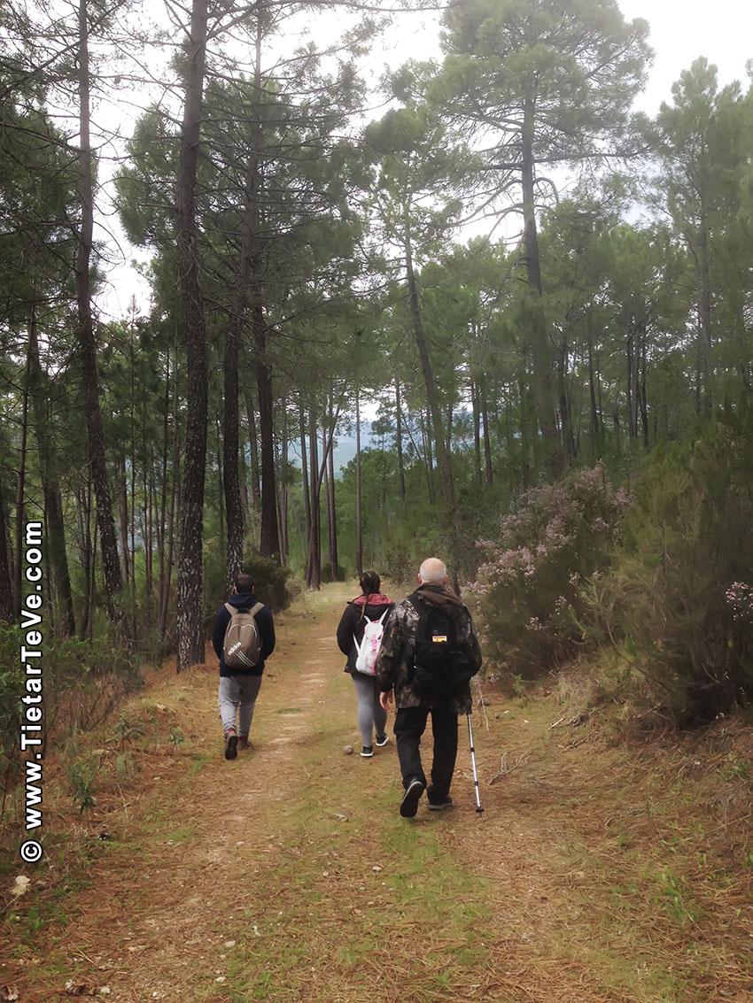 Ruta Playas Blancas - Pozos de Felipe - TiétarTeVe