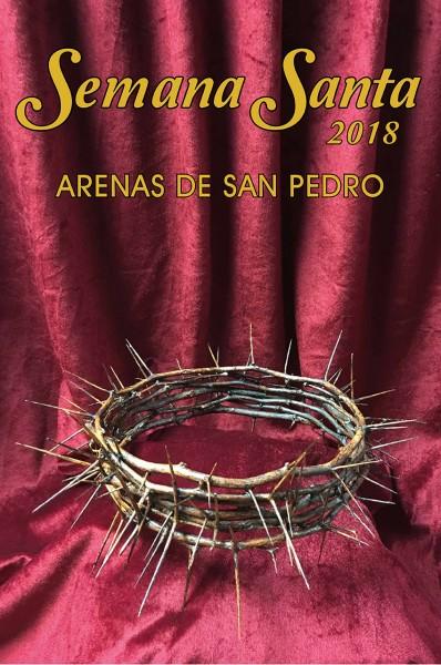 Cartel Semana Santa 2018 - Arenas de San Pedro - TiétarTeVe