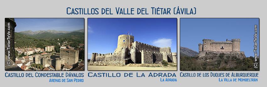 Castillos del Valle del Tiétar - TiétarTeVe