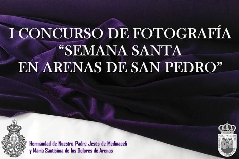 I Concurso Fotografia Semana Santa Arenas - Arenas de San Pedro - TiétarTeVe