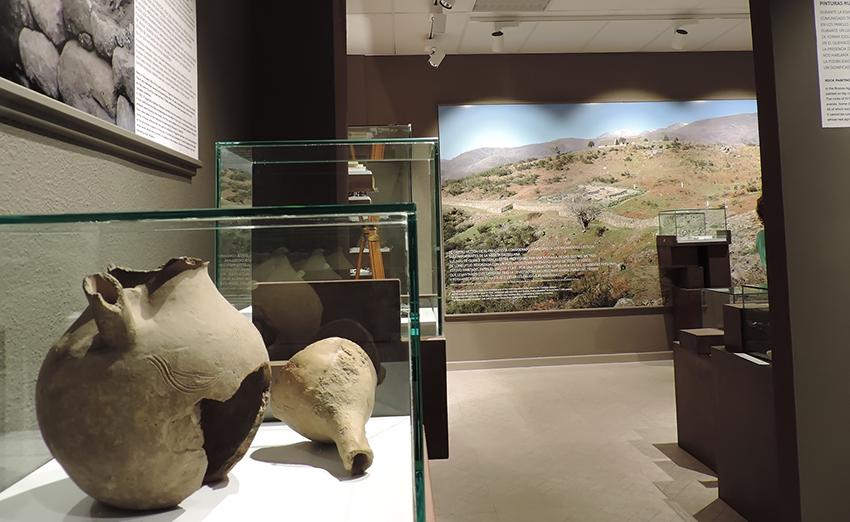 Museo Arqueológico Municipal de El Raso - Candeleda - TiétarTeVe