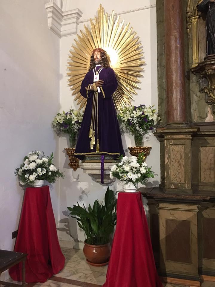 Semana Santa 2018 - Arenas de San Pedro - Restauración - TiétarTeVe