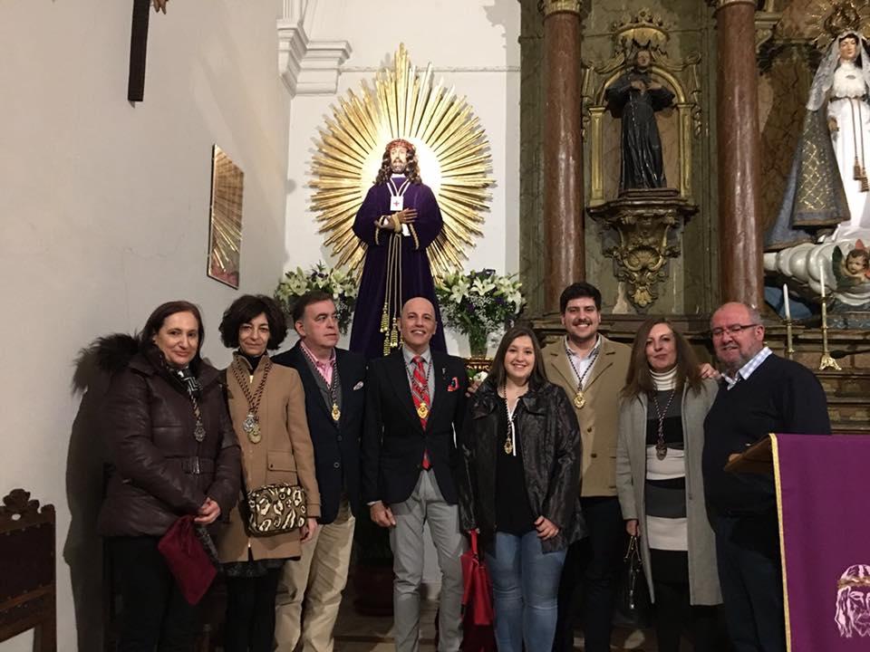 Semana Santa 2018 Arenas de San Pedro - Directiva Hermandad - TiétarTeVe