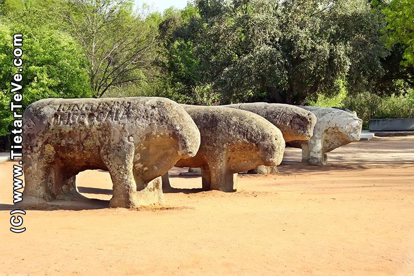 Toros de Guisando - El Tiemblo - TiétarTeVe