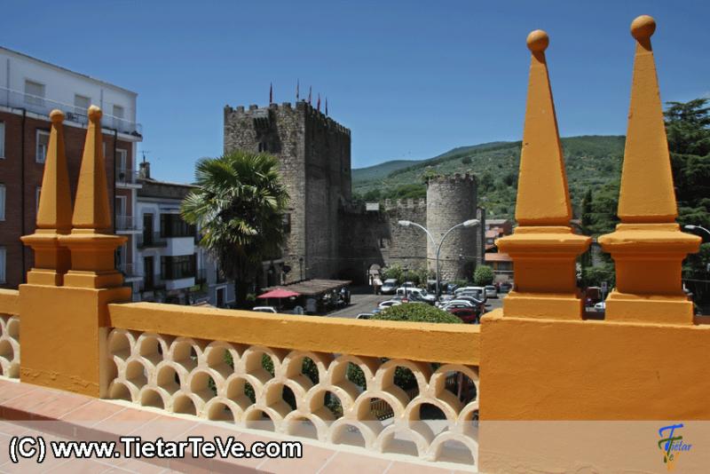 Castillo del Condestable Dávalos - Arenas de San Pedro - TiétarTeVe
