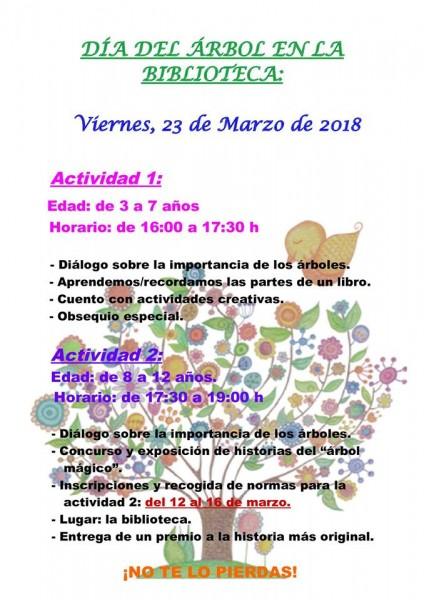 Día del árbol - Mijares - TiétarTeVe