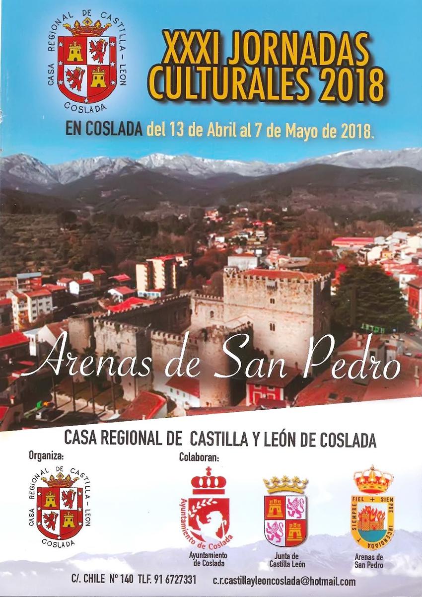 Arenas de San Pedro y Coslada - TiétarTeVe