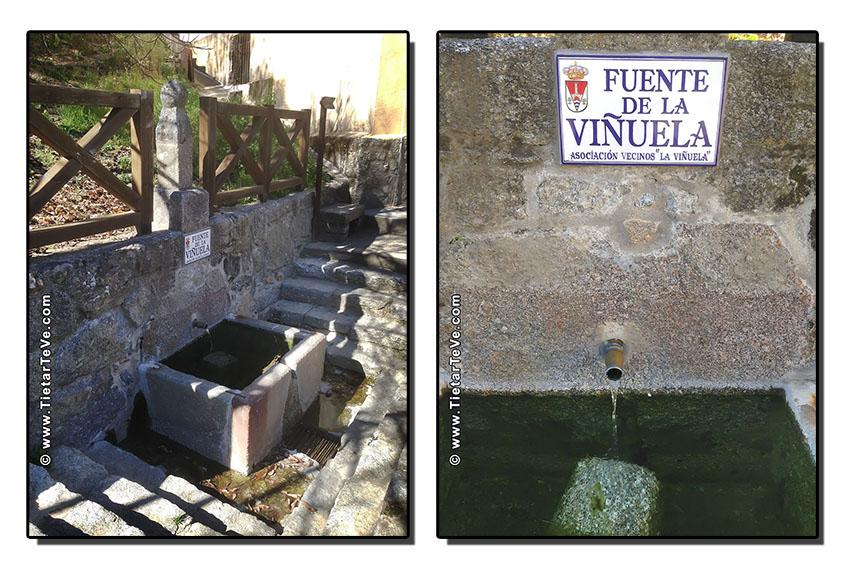 Fuente de la Viñuela - Ruta El Hornillo - Majadalascabras - Escarilluelas - TiétarTeVe