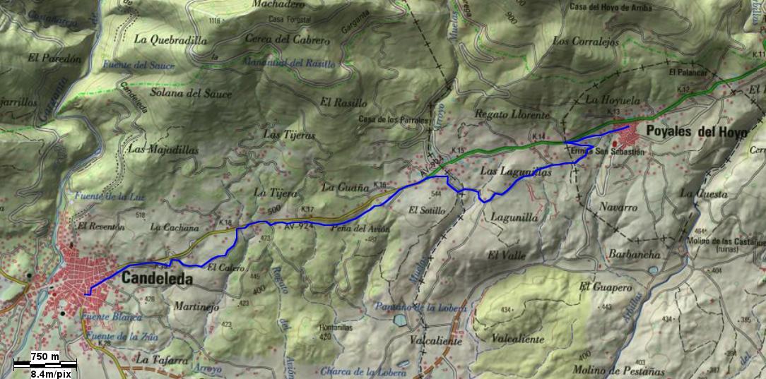 GR-293-Tramo 2 - A Vueltas con Gredos - TiétarTeVe
