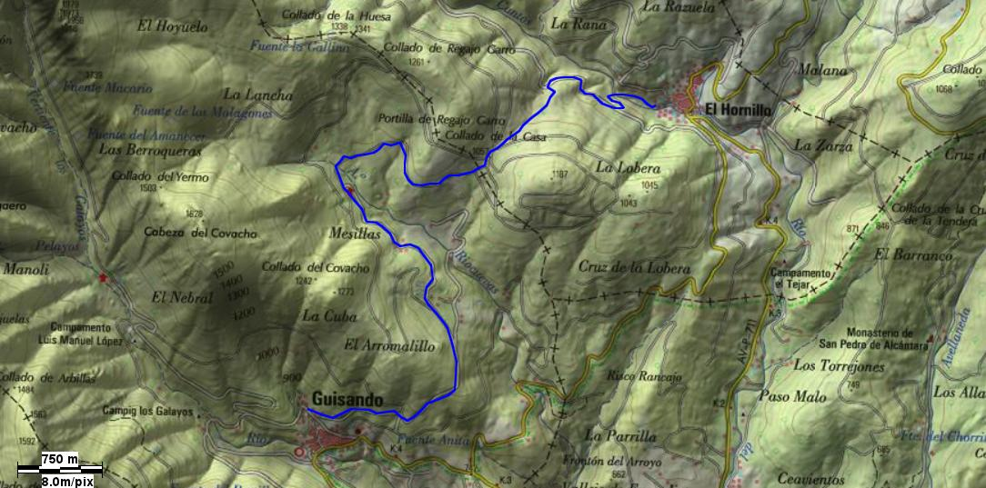 GR-293-Tramo 5 - A Vueltas con Gredos - TiétarTeVe