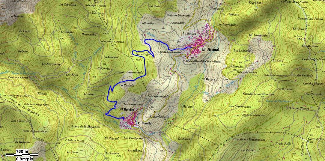 GR-293-Tramo 6 - A Vueltas con Gredos - TiétarTeVe