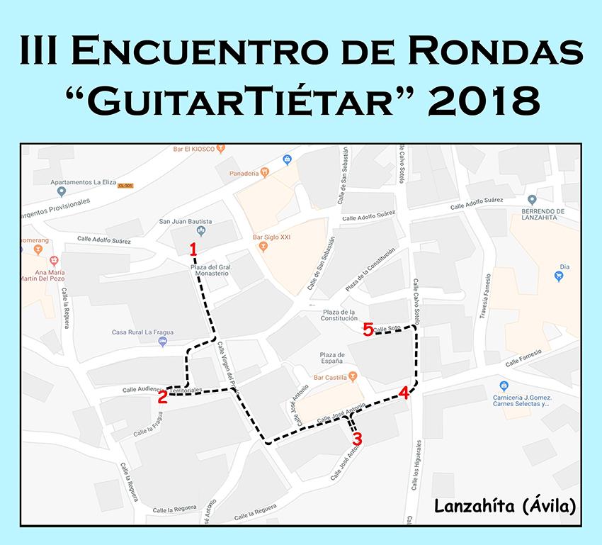 GuitarTiétar - Lanzahíta - TiétarTeVe