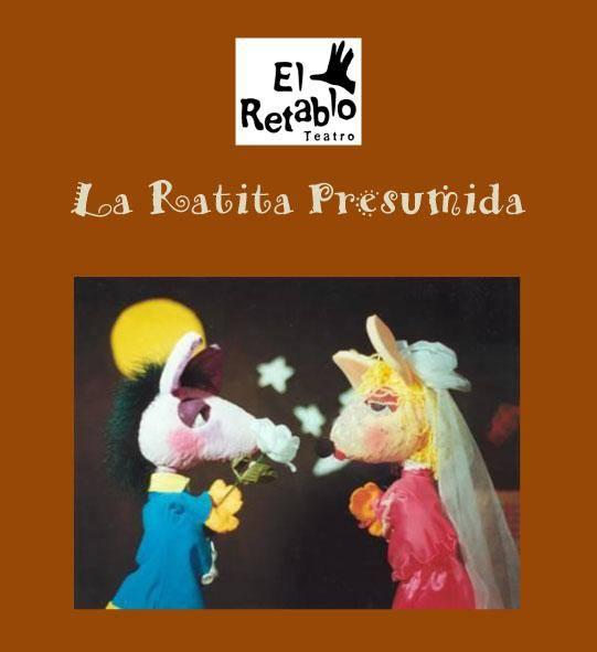 La Ratita Presumida - Titirimundi 2018 - Arenas de San Pedro - TiétarTeVe