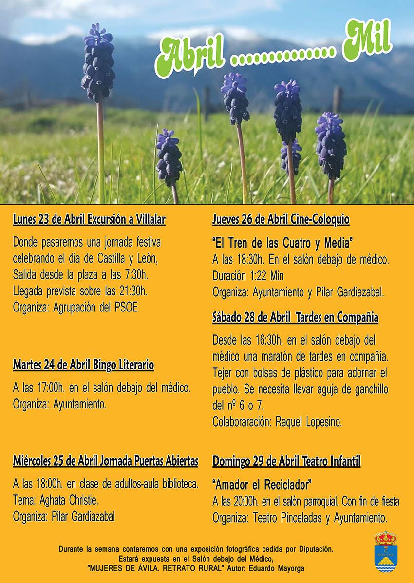 Semana Cultural en Mijares - TiétarTeVe