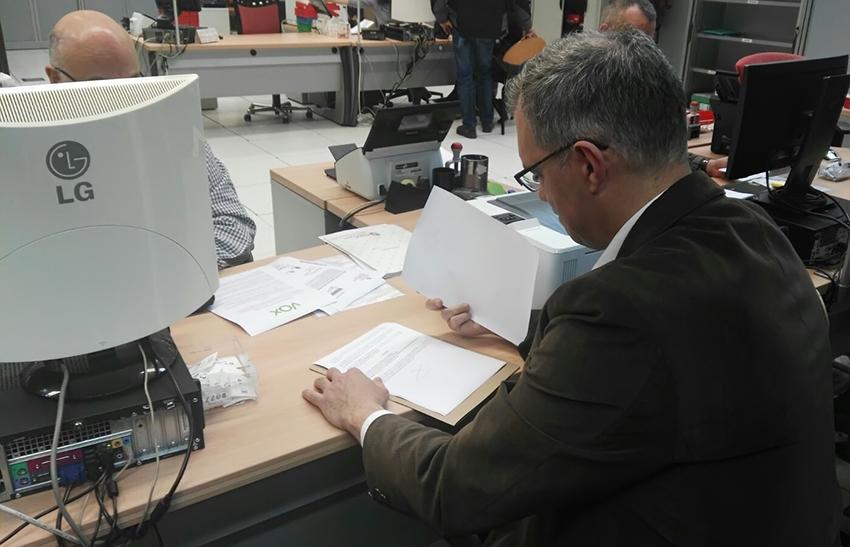VOX solicita devolucion competencias - TiétarTeVe
