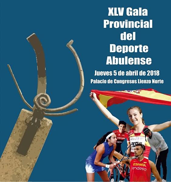 XLV Gala Provincial Deporte Abulense - TiétarTeVe