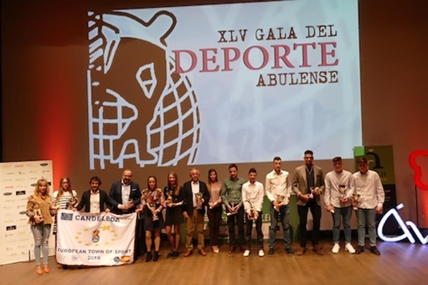Sebas Saiz - XLV Gala Provincial Deporte Abulense - TiétarTeVe