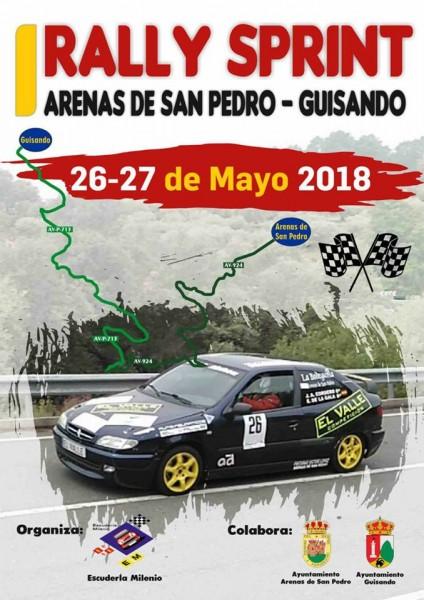 I RallySprint Guisando - Arenas de San Pedro - TiétarTeVe