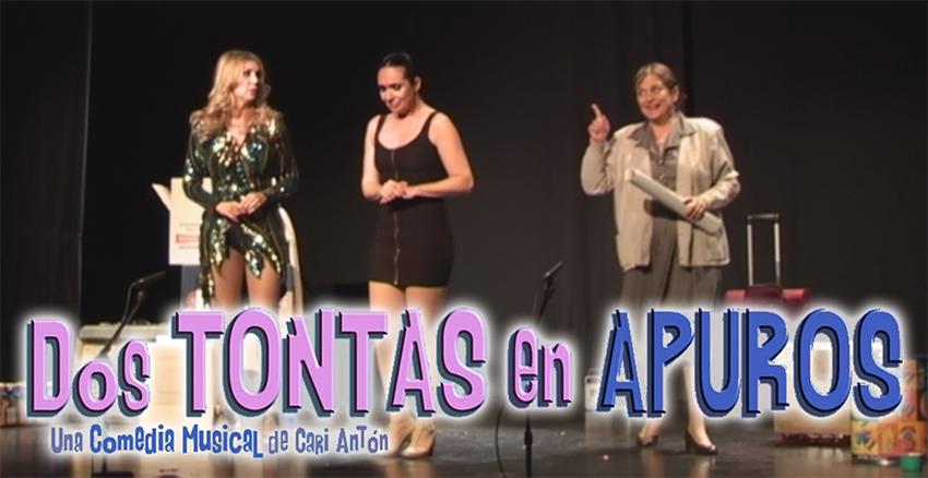 Festival del Tietar - Dos Tontas en Apuros - TiétarTeVe
