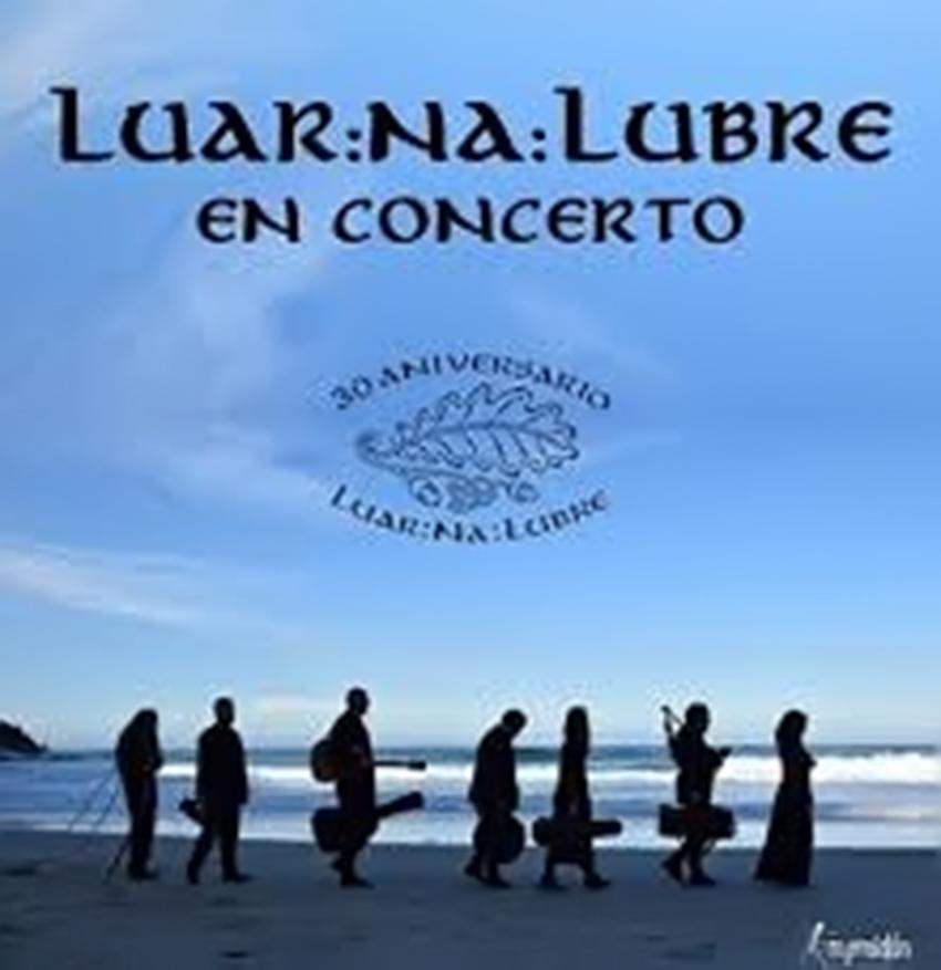 Festival del Tietar - Luar Na Lubre