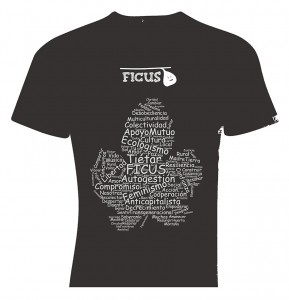 I Ficus Festival Casavieja - Camiseta - TiétarTeVe