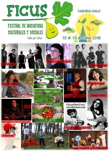 I Ficus Festival Casavieja - TiétarTeVe
