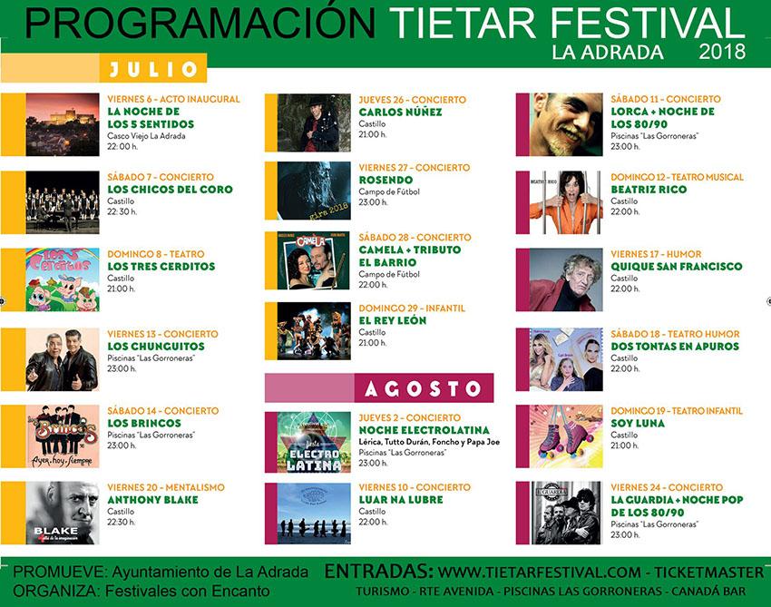 I Tiétar Festival - La Adrada - TiétarTeVe