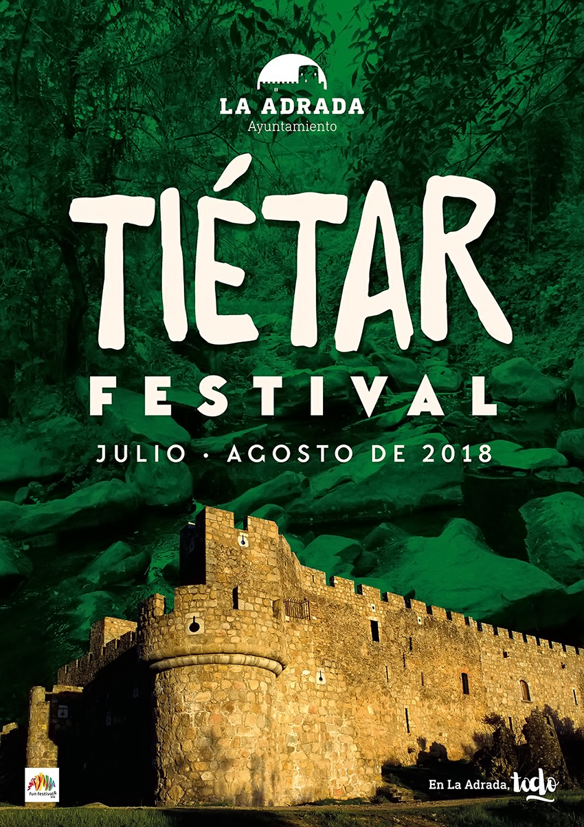 I Tiétar Festival en La Adrada - TiétarTeVe