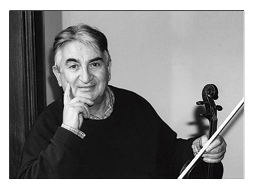 Maurice Hasson en el XII Festival Boccherini de Arenas de San Pedro - TiétarTeVe