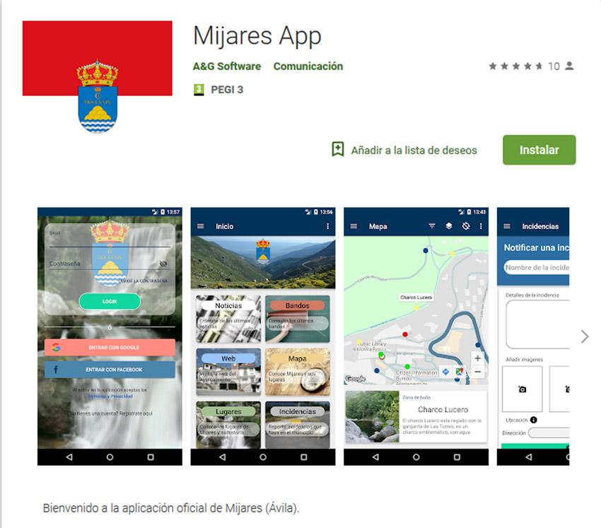 Mijares App - TiétarTeVe