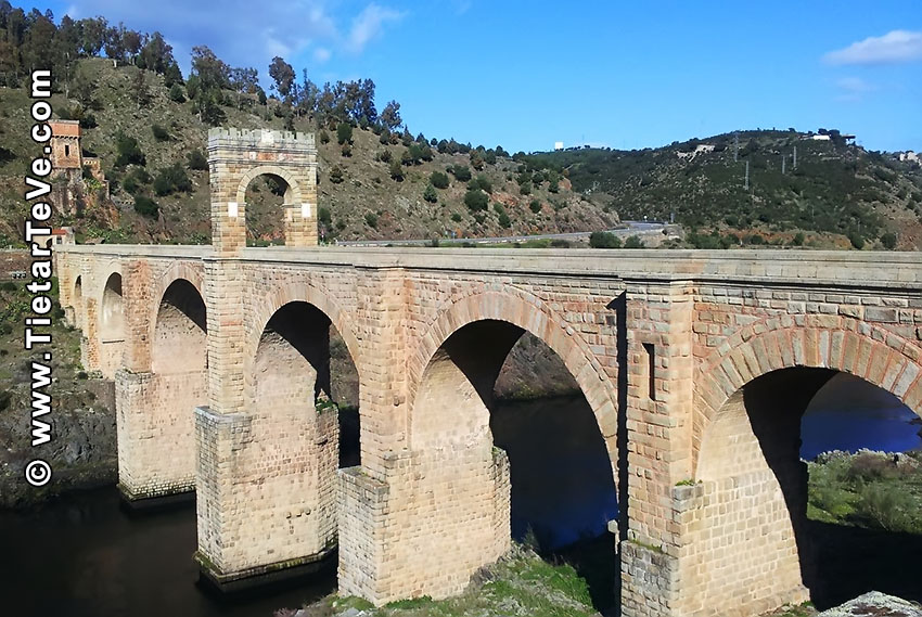 Puente de Alcántara - TiétarTeVe