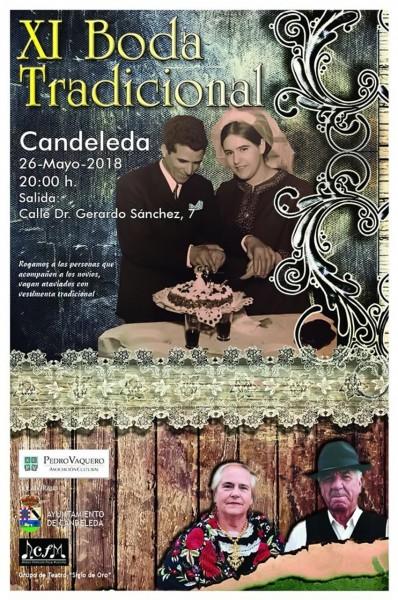 XI Boda Tradicional en Candeleda - TiétarTeVe