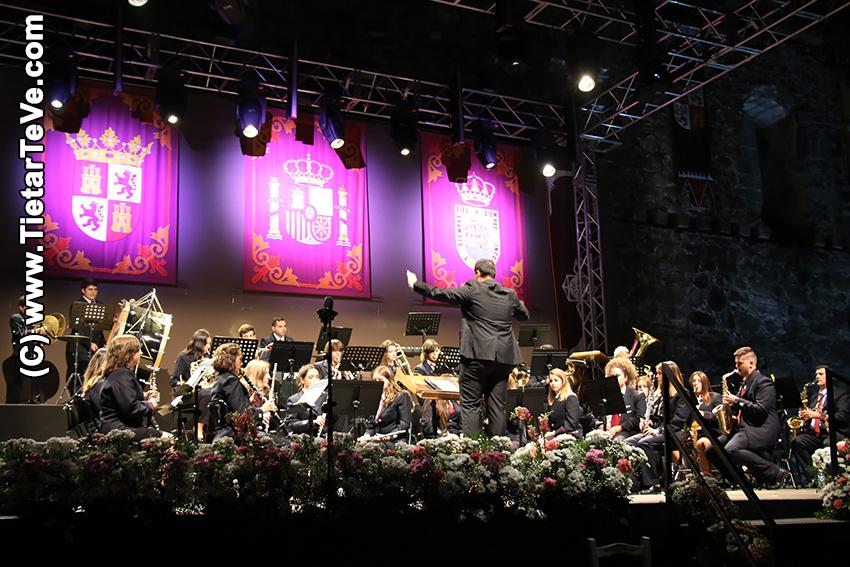 Encuentro de Bandas de Música - Arenas de San Pedro - TiétarTeVe