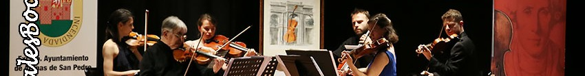 XII Festival Boccherini - Arenas de San Pedro - TiétarTeVe
