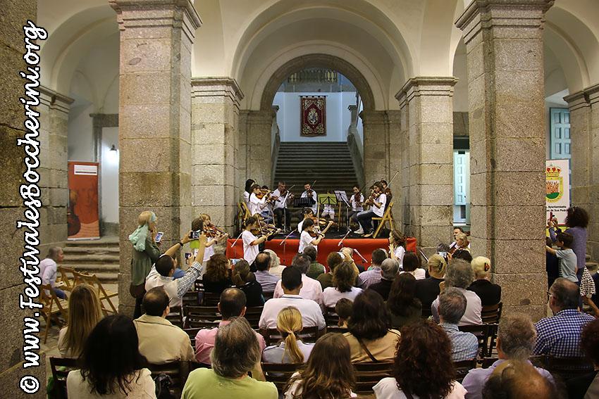 XII edición de los Festivales Boccherini - Arenas de San Pedro - TiétarTeVe