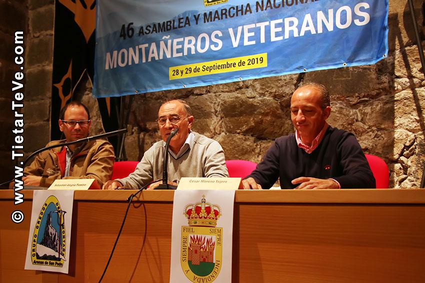 46 Marcha Nacional de Montañeros Veteranos - Arenas de San Pedro - TiétarTeVe