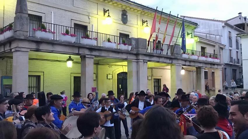 III Encuentro de Rondas RondaArenas - Arenas de San Pedro - TiétarTeVe