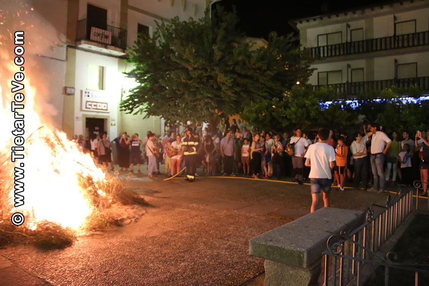 Hogueras de San Juan 2018 - Arenas de San Pedro - TiétarTeVe
