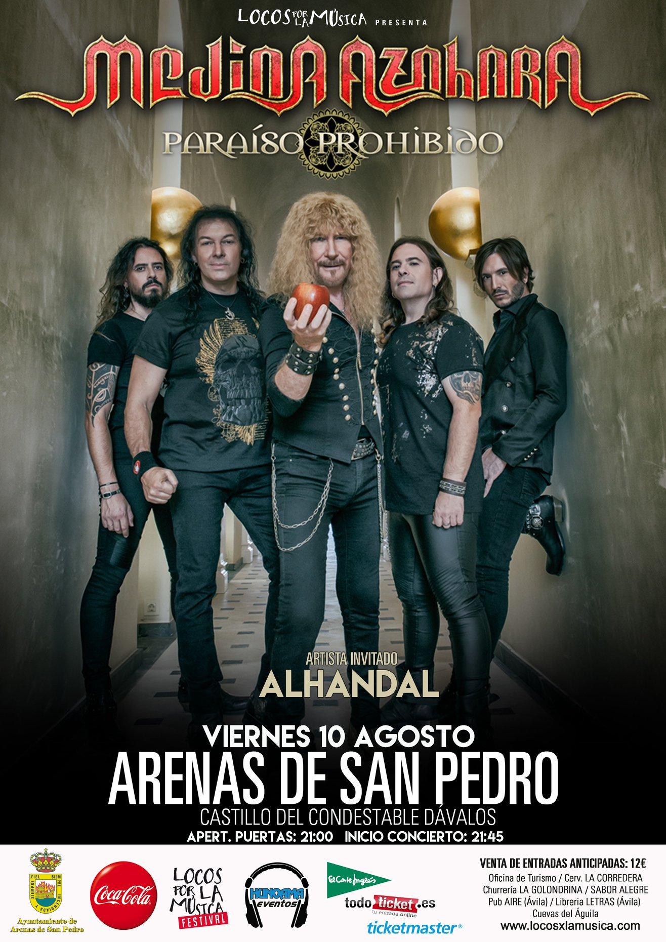 Medina Azahara - Arenas de San Pedro - TiétarTeVe