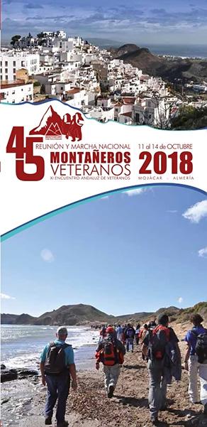 Cartel 45 Encuentro Veteranos - Mojácar - TiétarTeVe