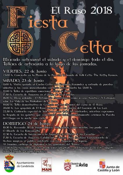 Fiesta Celta en El Raso de Candeleda - TiétarTeVe