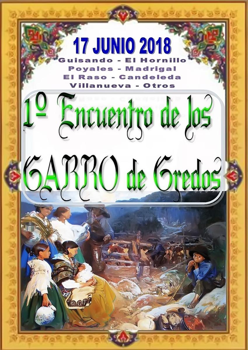 I Encuentro Garros de Gredos - TiétarTeVe